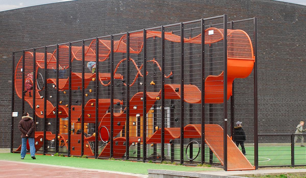 Metallspielgeräte, Spielplatzbauer Österreich © Spielort.at